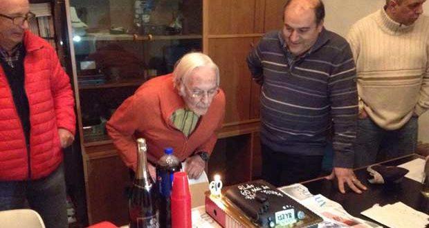 Aldo castellucci classe 1934 festeggia 60 anni da for Castellucci arredamenti roma