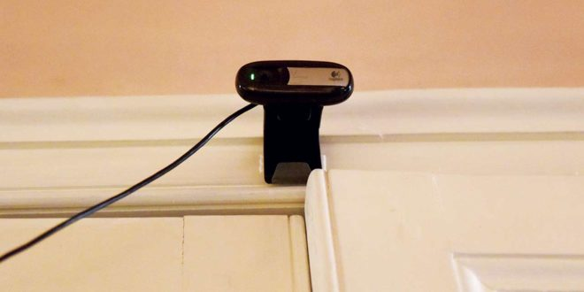 Telecamera per trasmissione in streaming del consiglio comunale di Acqui Terme