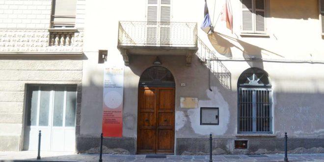 """Ex edificio scolastico """"Fermi"""" di via Moriondo ad Acqui Terme"""