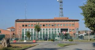 caserma dei carabinieri di Acqui Terme