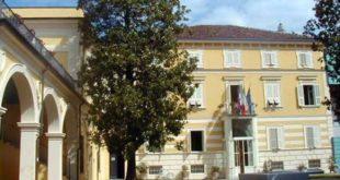 Il municipio di Canelli