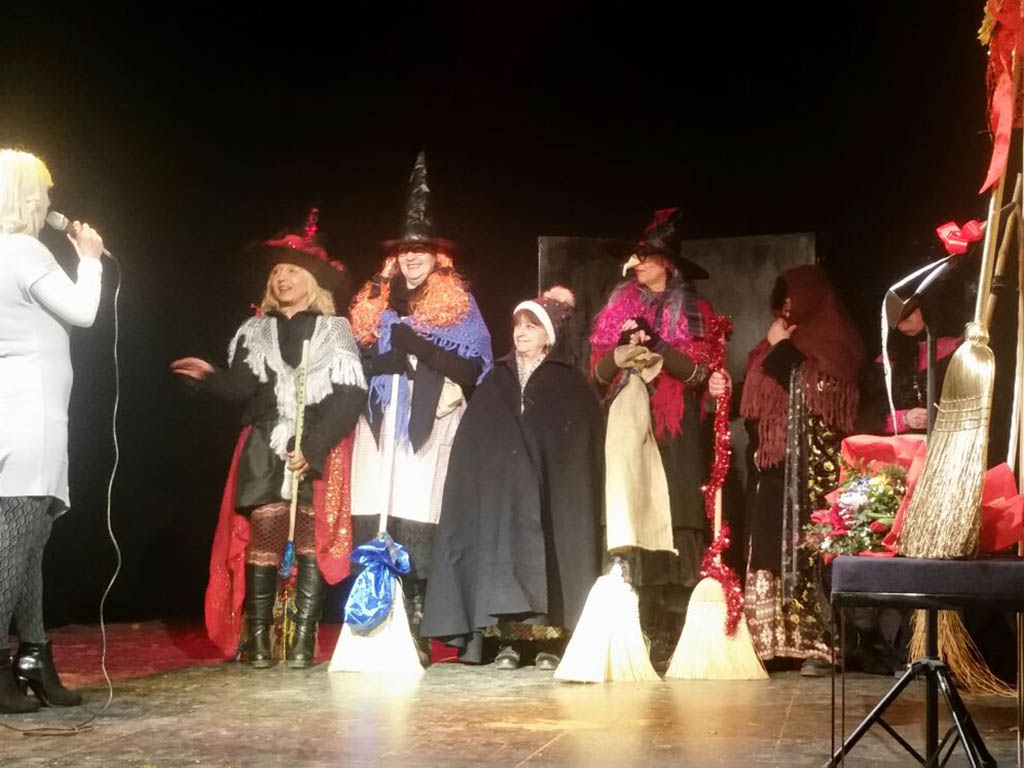 "Photo of ""Miss Befana"" a Castelnuovo"