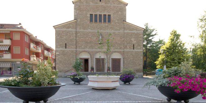 Cossano Belbo chiesa