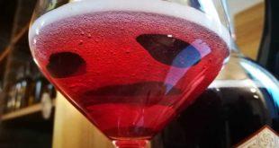 Bicchiere di Brachetto
