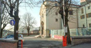 Parcheggio al Santuario della Madonnina