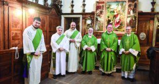 Messa in Duomo celebrata dall'amministratore apostolico