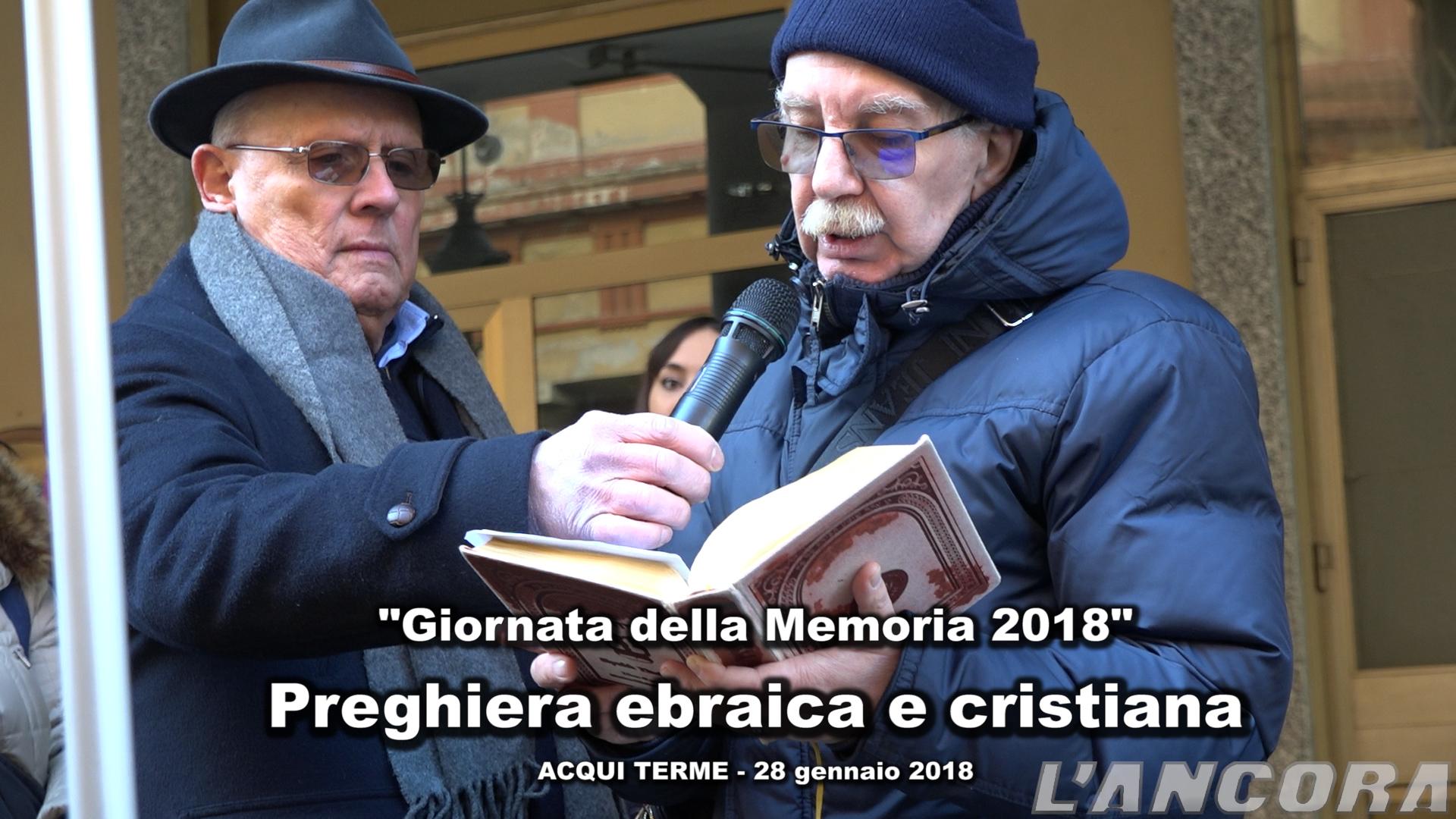 Photo of Giornata della Memoria: preghiera ebraica e cristiana (VIDEO)