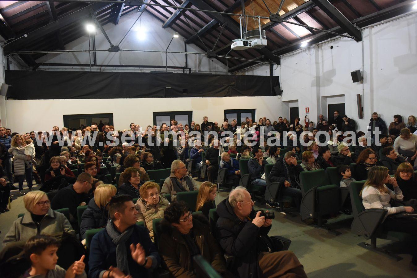 Premiazioni della mostra dei presepi ad Acqui Terme
