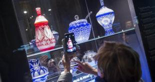 Le opere dei vetrai Altaresi in mostra a Palazzo Madama
