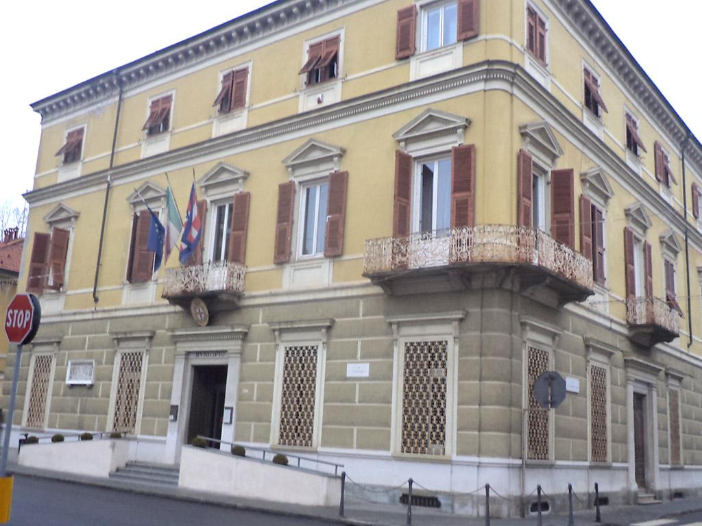 Palazzo Delfino ad Ovada
