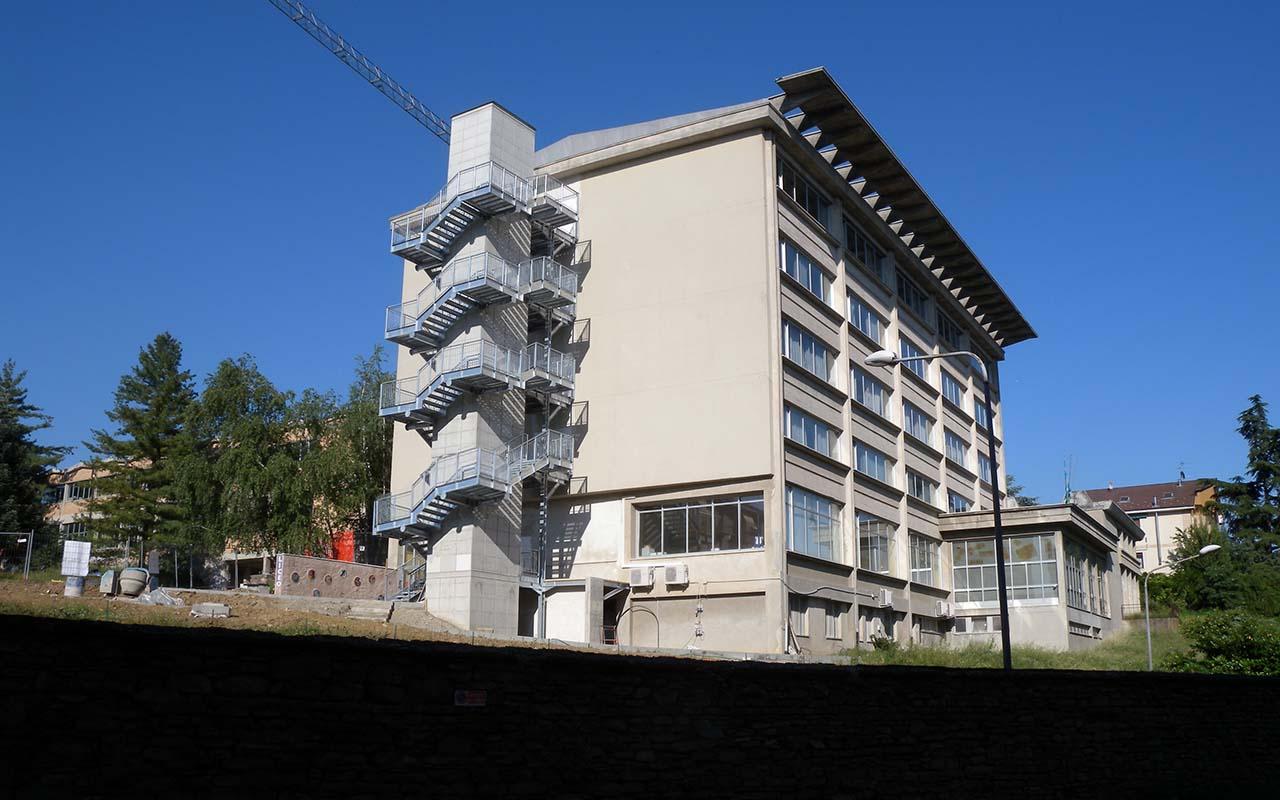 Istituto Parodi vista esterna