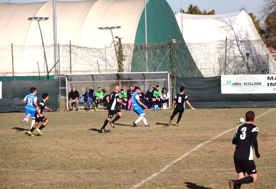 Calcio Promozione - giornata favorevole all'Acqui