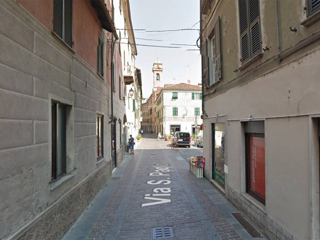 Via San Paolo ad Ovada
