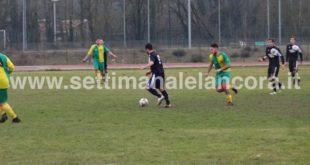 Ovada-Capriatese: alcuni momenti della partita