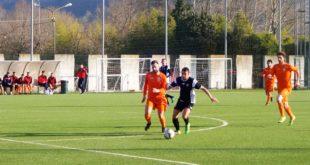 Amichevole calcio Acqui-Ponti del 13 gennaio 2018