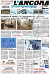 prima pagina n.6 11 febbraio 2018