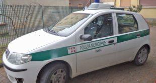 auto polizia municipale