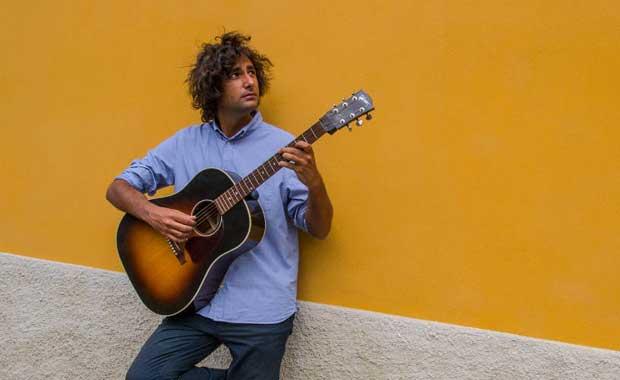 Photo of Edoardo Chiesa live sabato 3 febbraio a Cassinasco