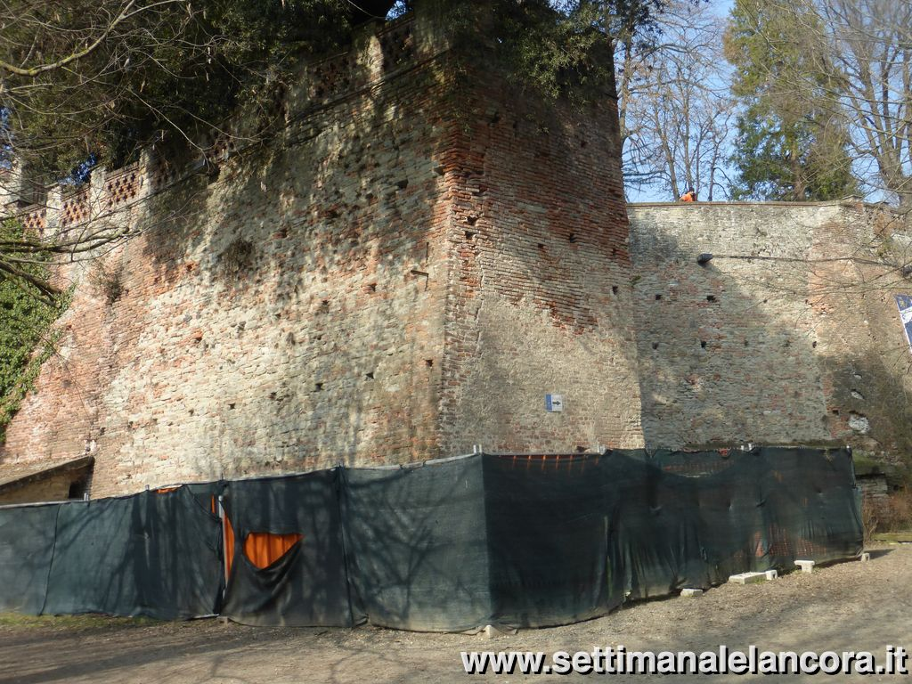 Castello dei Paleologi, lavori