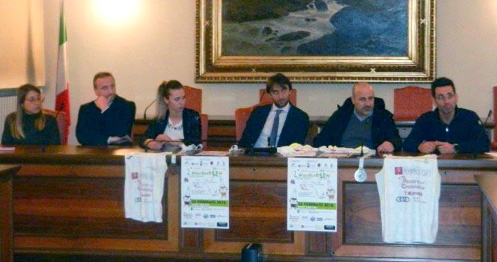conferenza stampa di presentazione della MonferRun
