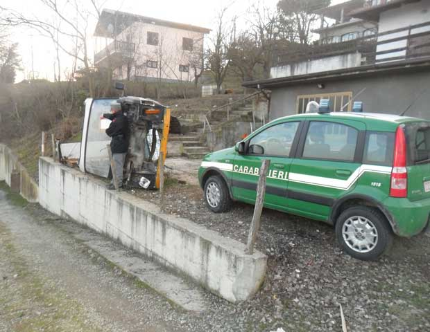 Photo of Montabone: scoperta attività abusiva di autodemolizione, denunciato un 51enne