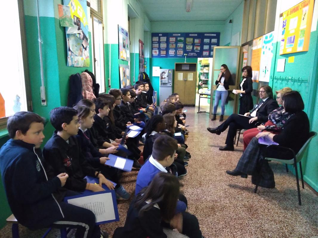 Giornata della memoria nelle scuole