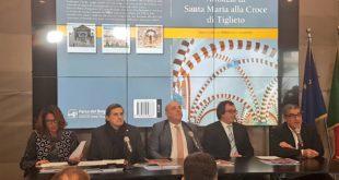 """resentazione del volume """"Abbazia di Santa Maria alla Croce di Tiglieto"""""""