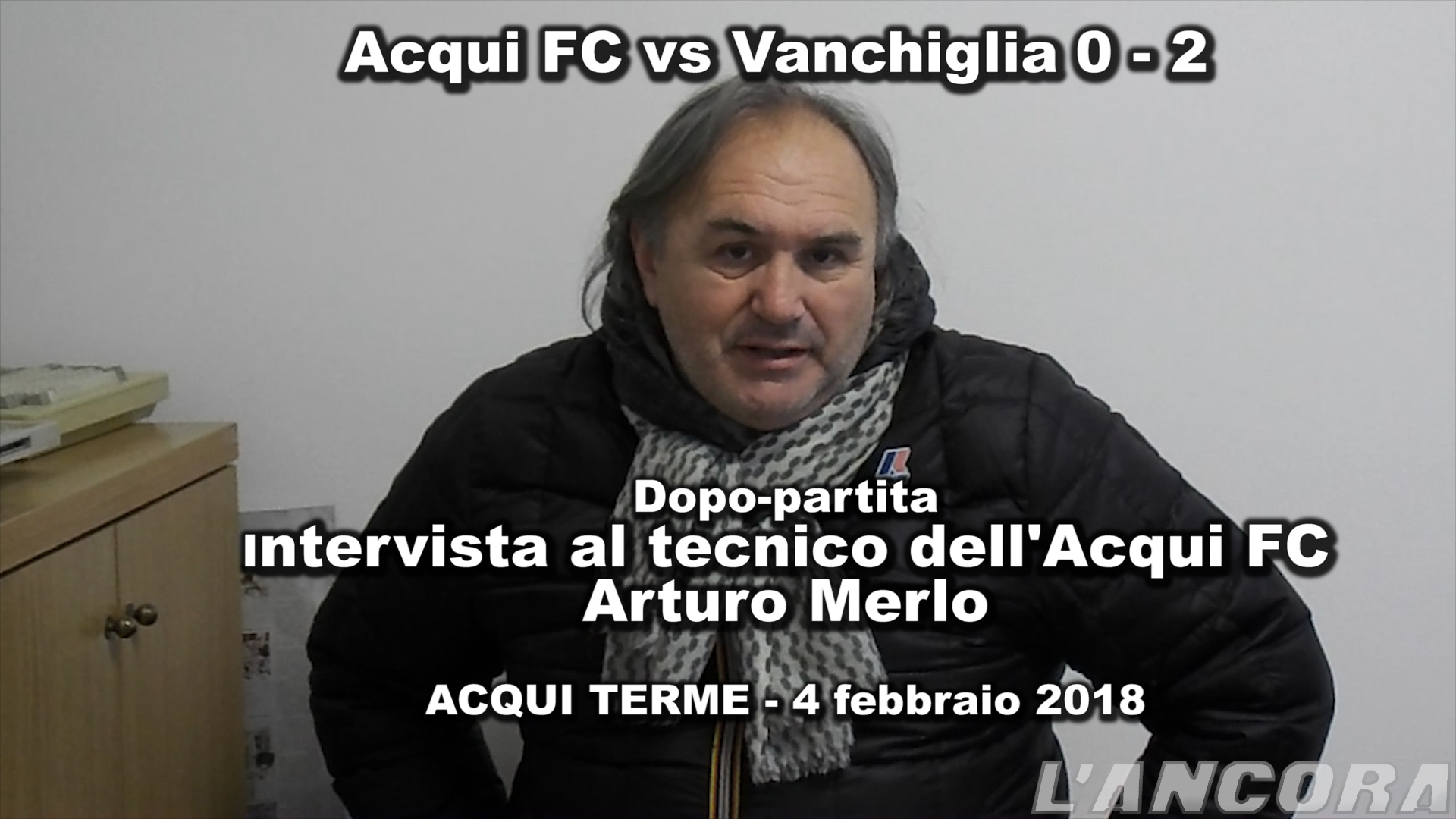 Arturo Merlo, Video intervista