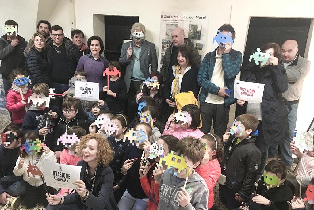 """Il progetto """"Paesaggi da vivere"""" a Ovada con gli alunni delle quinte"""