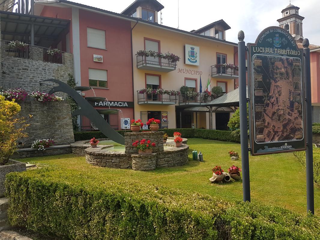 Approvazione lavori comunali a Cossano Belbo