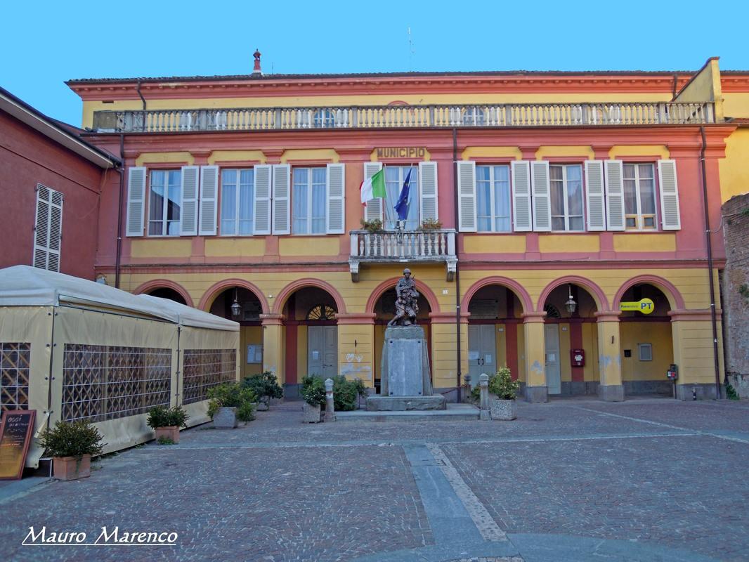 municipio di Mombaruzzo