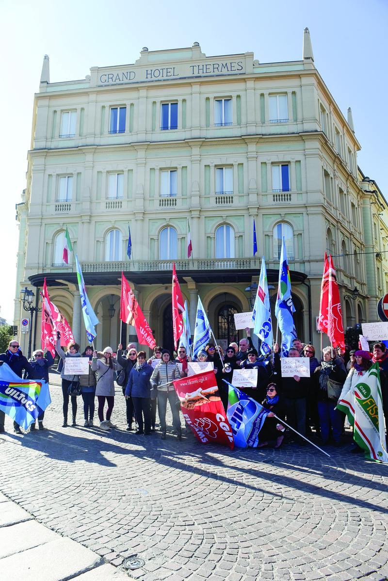 Da Fratelli d'Italia Solidarietà ai lavoratori delle Terme