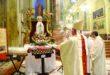 Con mons. Redaelli Festa del malato a San Francesco