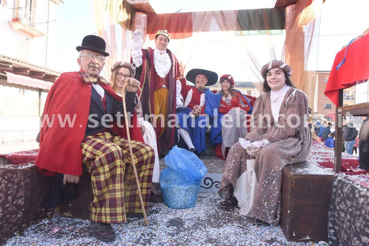 """Photo of Il """"Carnevalone Bistagnese"""" dal 23 al 25 febbraio"""