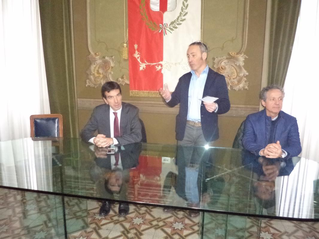 """Ovada, il ministro Maurizio Martina ed il """"Distretto del cibo"""""""