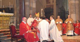 ordinazione episcopale di Mons. Testore a Milano