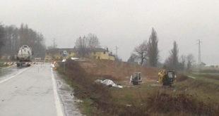 Provinciale Ovada-Novi sempre chiusa: si valuta la scivolosità dell'asfalto