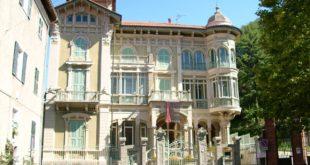 Villa Rosa di Altare, museo arte vetraria