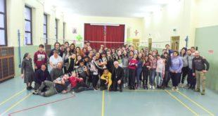 festa dei giovani al Santo Spirito