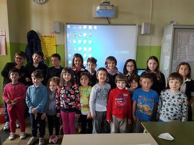 studenti di Cossano Belbo