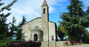 Cremolino, santiario N.S. della Bruceta