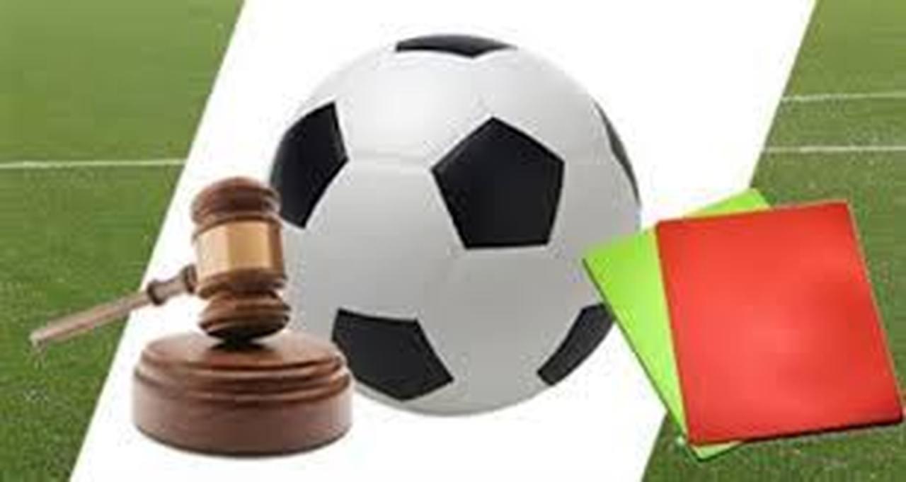 calcio, giudice sportivo