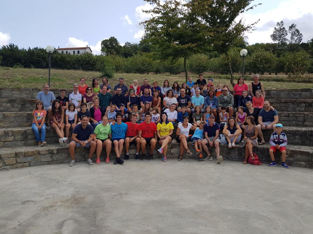 Ad Asti, conferenza sul campeggio di Roccaverano