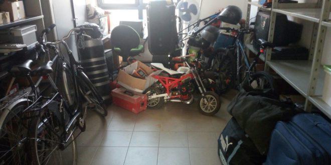Carabinieri scoprono negozio clandestino ad Asti