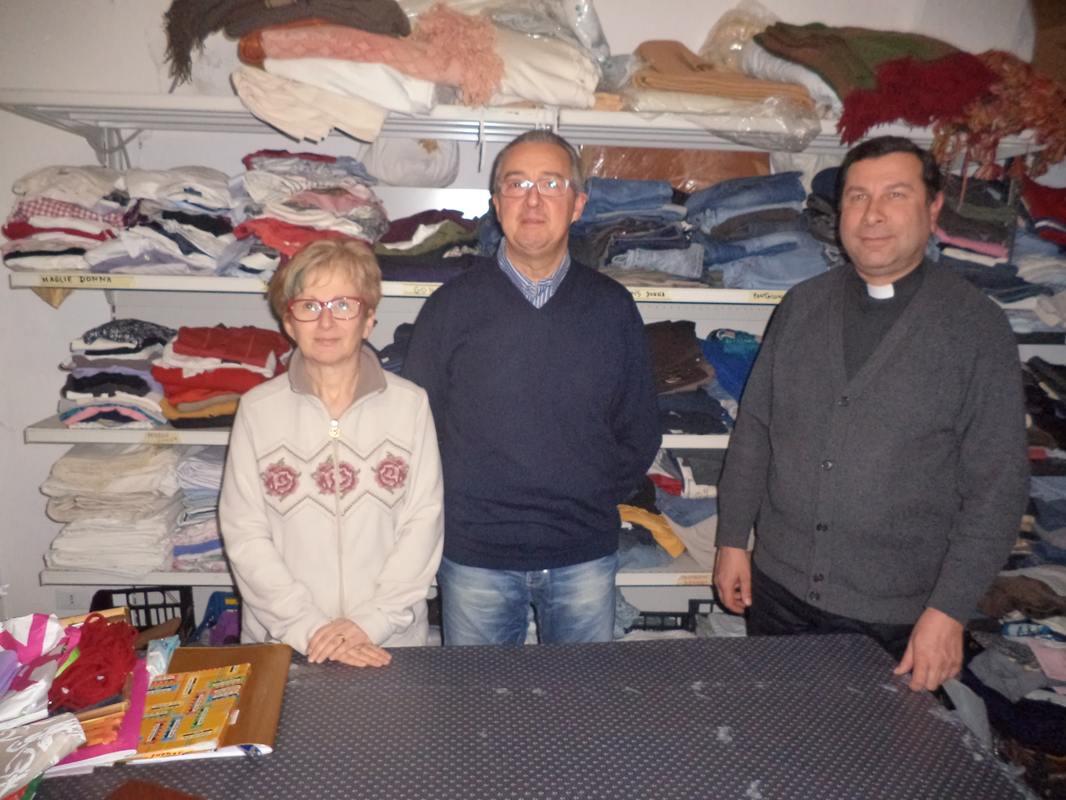 Assistiti Caritas di Ovada: famiglie italiane in aumento
