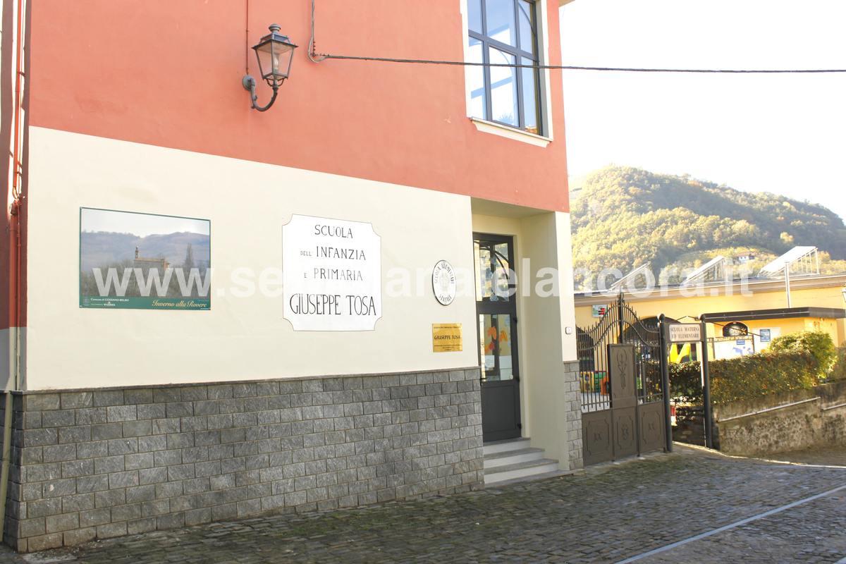 Scuola a Cossano