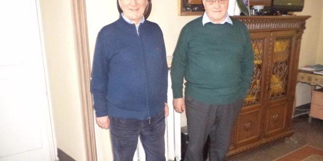I 50 anni di sacerdozio dei Padri Scolopi Ugo e Guglielmo ad Ovada