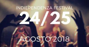 Cassine: stabilite le date dell'Indie-Pendenza Festival