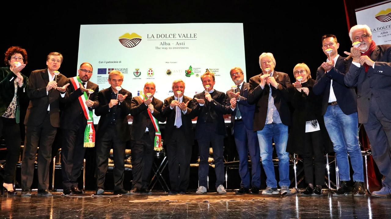 """Inaugurata """"La Dolce Valle"""" di Alba"""