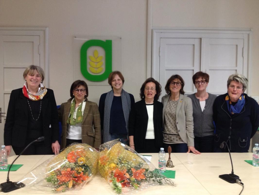 Paola Maria Sacco presidente di Confagricoltura Donna Piemonte